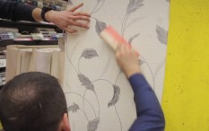 Duvar Kağıdı Kaplama Tekniği